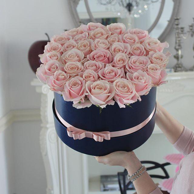 Dekoratif Kutuda İthal Güller